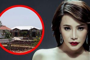 Hồ Quỳnh Hương nói gì trước thông tin xây dựng khu du lịch trái phép?
