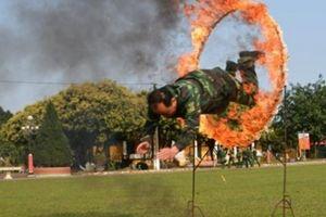 Mục kích lính trinh sát Việt Nam phô diễn khả năng 'xuất quỷ, nhập thần'