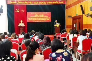 Quán triệt chuyên đề học tập và làm theo tư tưởng, đạo đức, phong cách Hồ Chí Minh
