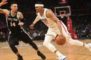 Spurs 110-113 Clippers: Nỗ lực tuyệt vời thắp lại hi vọng playoff