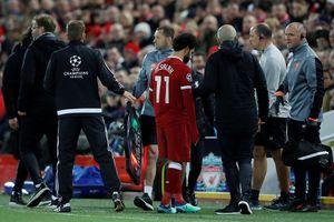 Klopp tiết lộ về chấn thương của Salah