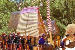 Lễ bỏ mả - nghi lễ tâm linh của người Ra Glai