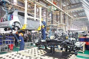 Đề xuất miễn thuế tiêu thụ đặc biệt đối với linh kiện, phụ tùng ô tô sản xuất trong nước