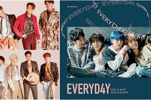 360 độ Kpop ngày 5/4: WINNER giành All-kill, Super Junior tung teaser trở lại