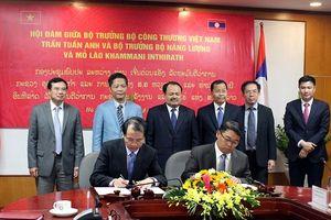 Việt Nam – Lào thống thất nhiều nội dung trong lĩnh vực khoáng sản, năng lượng