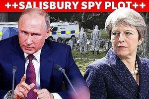 Điệp viên Nga bị đầu độc: mọi 'chân rết' dẫn về cuộc chiến tranh lạnh mới?