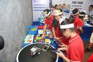 Samsung chung tay lan tỏa phương pháp giáo dục STEM ở VN