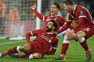 Video bàn thắng Liverpool vs Man City: Sai lầm chết người