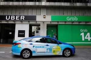 Grab gặp khó tại Đông Nam Á sau thâu tóm Uber