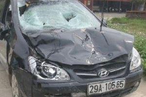 Khởi tố Chủ tịch lái ôtô đâm 4 người: Tình tiết mới