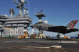 Lộ thời điểm Mỹ sẽ triển khai F-35C đến bán đảo Triều Tiên
