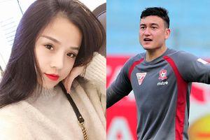 Hé lộ bạn gái hot girl xinh đẹp của Lâm 'Tây' - chàng thủ thành hot nhất mạng xã hội