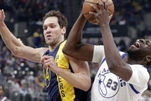 Pacers trở thành đội đầu tiên quét sạch Warriors từ thời Steve Kerr cầm quân
