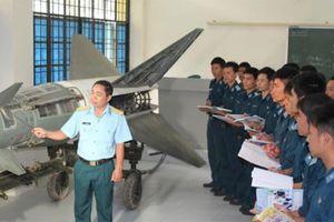 Học viện Phòng không - Không quân tuyển sinh gần 400 chỉ tiêu