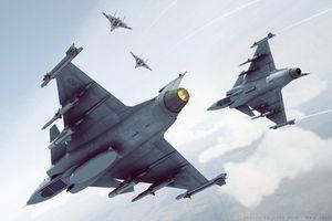 Vì sao Su-35 khó có cơ hội chiến thắng khi phải đối đầu JAS-39 Gripen?