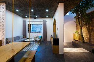 Ngôi nhà chỉ 49m2 theo phong cách tối giản ở Đà Nẵng