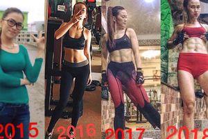 Cô gái trẻ Bạc Liêu giảm 17cm mỡ bụng, vòng 3 từ 88cm lên 95cm, thân hình nóng bỏng như người mẫu