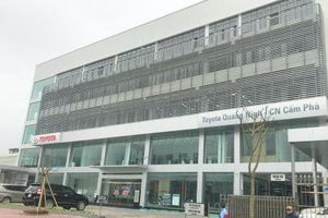 Toyota Việt Nam tiếp tục mở rộng hoạt động tại Quảng Ninh