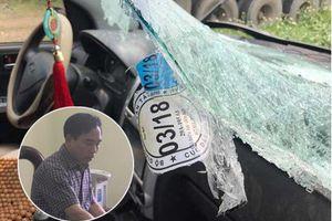 Khởi tố chủ tịch xã lái xe gây tai nạn 4 học sinh thương vong