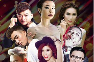 Uyên Linh, Khánh Ngọc tham gia MV TOP HITS lần thứ 11