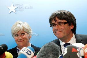 Đức bác yêu cầu dẫn độ cựu lãnh đạo Catalonia của Tây Ban Nha