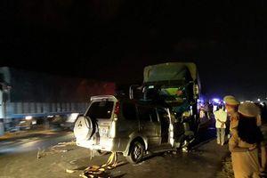 Tai nạn giao thông, một Trưởng Công an thị trấn tử vong