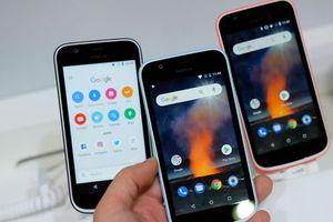 Nokia 1 chạy Android 8 với giá siêu rẻ đã về Việt Nam