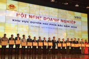Hội nghị doanh nghiệp Khu vực Duyên Hải phía Bắc năm 2018: Ba nhiệm vụ trọng tâm