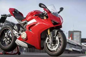 Quá đắt khách, Ducati mở đợt đặt hàng mới cho siêu xe Panigale V4