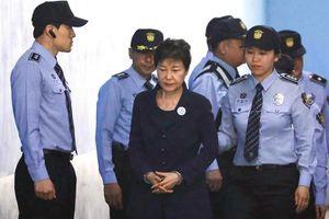 Cựu Tổng thống Park Geun-hye và án phạt 24 năm tù