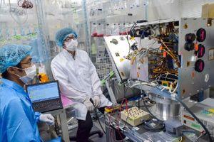 Vệ tinh Micro Dragon do kỹ sư Việt Nam chế tạo chuẩn bị phóng lên vũ trụ