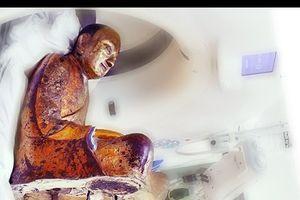 Phát hiện xác ướp của nhà sư bên trong tượng Đức Phật