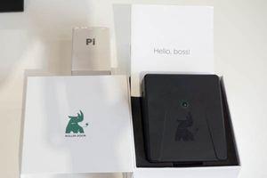 Pitech Rhino: Bộ điều khiển cửa cuốn thông minh, giá 2,4 triệu đồng