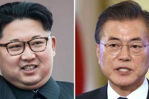 Lập đường dây đối thoại trực tiếp hai nhà lãnh đạo Moon Jae-in và Kim Jong-un