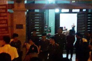 Hà Tĩnh: Huy động 150 chiến sĩ, đột kích 16 tụ điểm lô đề và bắt 14 đối tượng