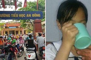 Học sinh bị cô giáo bắt súc miệng bằng nước lau bảng: Kém ăn, người gầy rộc