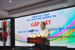 Ngành thuế Quảng Trị đạt hơn 2.100 tỷ đồng tổng thu nội địa năm 2017