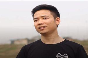 Cận cảnh thiết bị bay 400 triệu do chàng trai Hà Nội tự chế