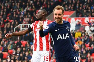 Stoke vs Tottenham (1-2): Rượt đuổi tỷ số hấp dẫn