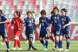 Tuyển nữ Việt Nam không thể gây bất ngờ trước Nhật Bản