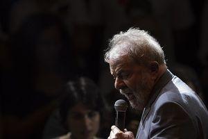 Brazil khó tránh bất ổn sau lệnh bắt giữ Cựu Tổng thống Lula da Silva