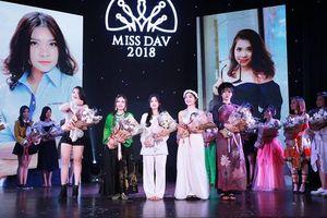 Bán kết Miss DAV 2018: Tìm ra 5 tiết mục trình diễn xuất sắc nhất