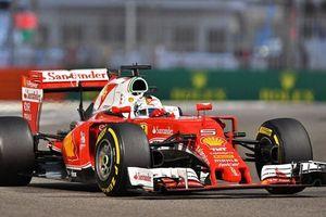 Phân hạng chặng GP Bahrain: Vettel xuất sắc giành Pole