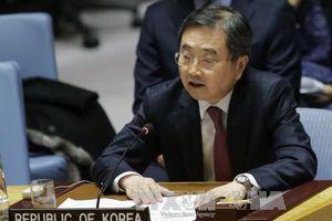 Hàn - Trung nhất trí họp ủy ban kinh tế chung ở Bắc Kinh