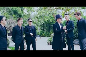 Du Thiên đốn tim Fan hâm mộ với những màn võ thuật trong phim 'Huyết Chiến'