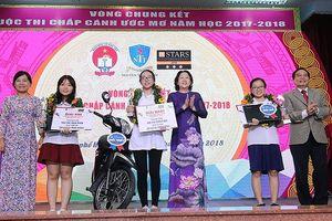 Nguyễn Ngọc Ánh vô địch Chắp cánh ước mơ 2018