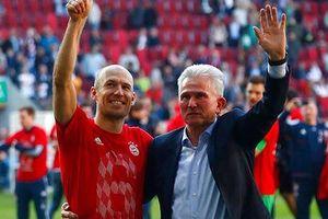 Bayern Munich lên đỉnh vinh quang nhờ ông lão 72 tuổi