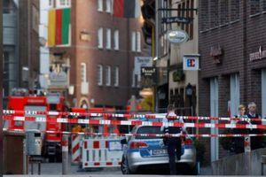 Đức: Tấn công bằng xe tải, 23 người thương vong