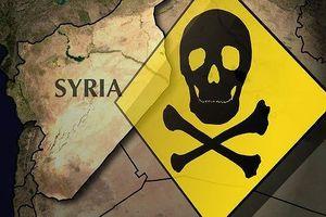 Phe thánh chiến cáo buộc quân đội Syria tấn công vũ khí hóa học ở Douma
