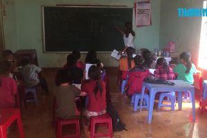 Cô giáo tật nguyền và lớp học miễn phí trên cao nguyên